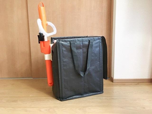 灯油タンクのお悩み解決!IKEA&無印アイテムで見た目すっきり運びやすくする工夫