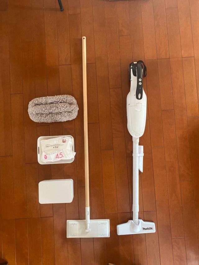 永遠の課題だった掃除のストレスが解消できた! 掃除道具の選び方
