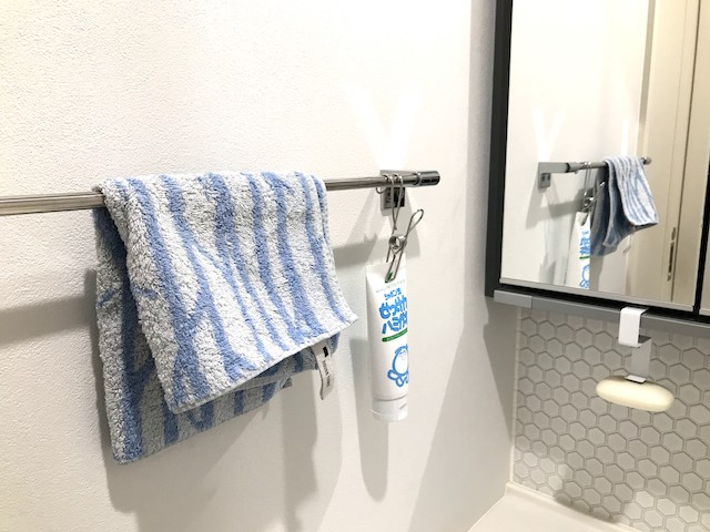 使ったら取りかえる! 顔拭きタオルはひとり1枚、ハンドタオル一択のメリット