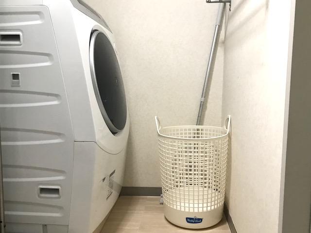 掃除用具の置き場所の工夫で、毎日の掃除を楽ちんキレイに