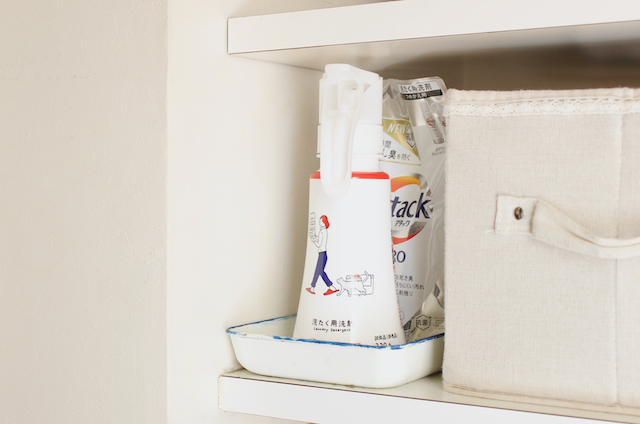 いつもの洗剤が1つ2役に。便利に使いまわせる3つの洗剤はコレ!