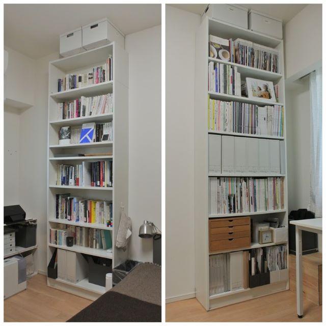 67平米に蔵書1200冊!本棚選びのポイントと本棚以外の収納スペースの探し方