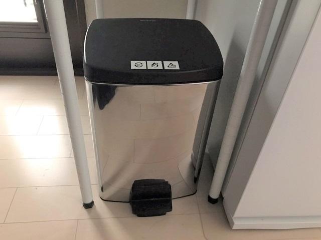 ゴミ捨て&ゴミ出しのストレスを解決! ポイントはゴミ箱の分散配置でした