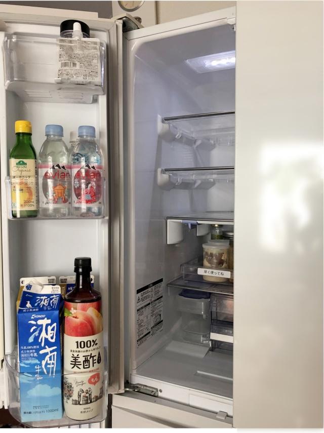 「冷蔵庫のドアポケットが使いづらい」は、映えない楽ちん収納で解決!