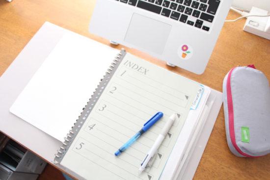仕事もプライベートもこれ1冊! 忙しい毎日を楽にするファイル活用アイデア