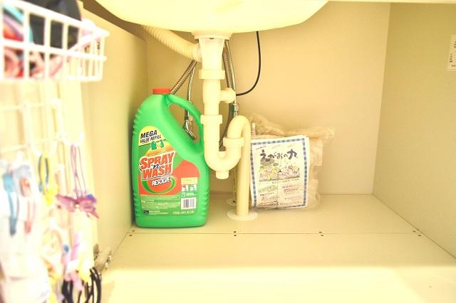 奥行きが深い、凸凹してる、使いづらい洗面台下収納の攻略法はこれ!