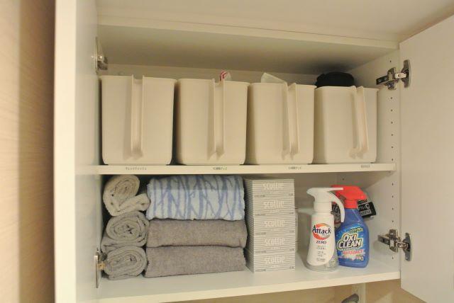 「深い」「狭い」「高い」収納を使いやすく!「無印良品」ほか持ち手つき収納ボックス活用法