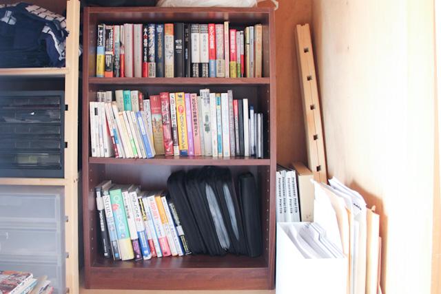 捨てない派の本好き夫。本の収納のポイントは家族とシェアでした