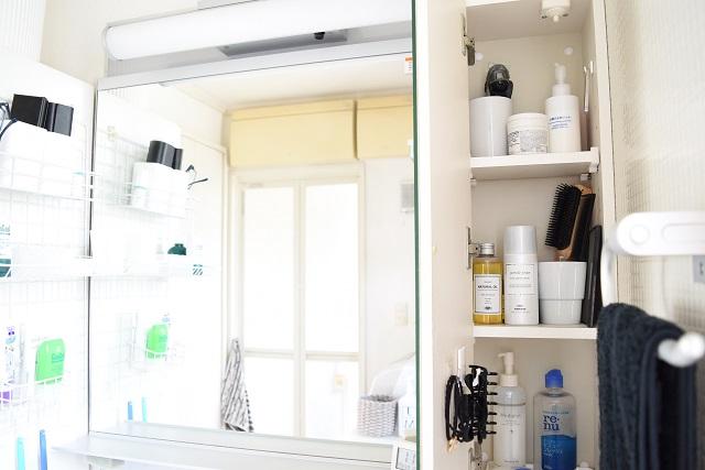 きっちり収納しなくても整って見える、生活感を見せない洗面所収納のポイント