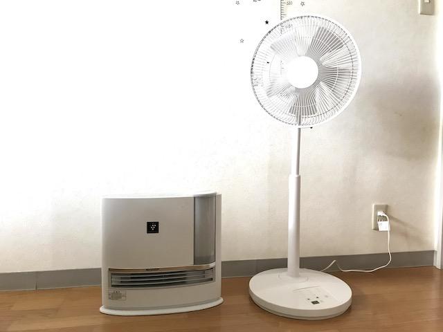 「出しやすさ重視」がうまくいくコツ! 狭小住宅の季節家電の収納アイデア