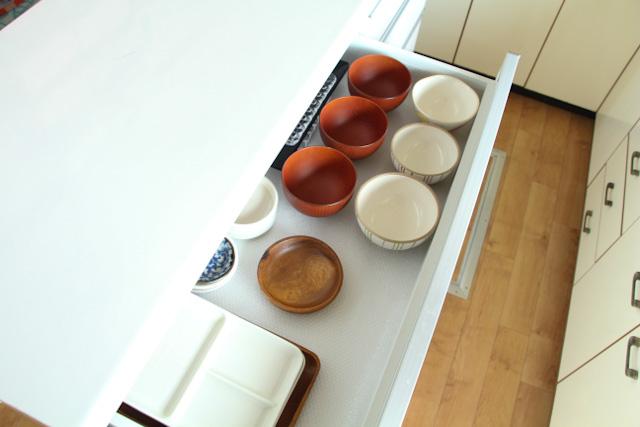 食器の引き出し収納をもっと快適に使いこなす5つのマイルール