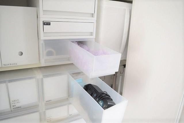 掃除がぐんとラクになる、考えなくても動ける動線に合わせた掃除道具収納