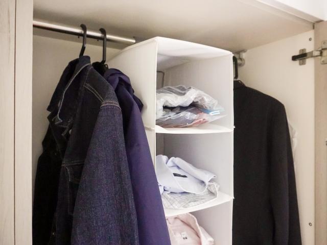 ちょっと疲れるきれい好き夫。こだわりルールの衣類収納とうまく付き合う方法