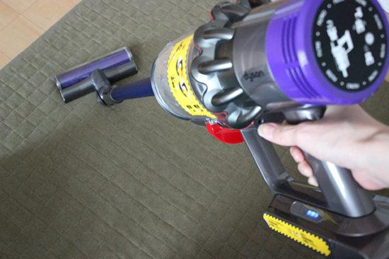 意外に使えていない?! スティック型掃除機は、選ぶ基準と収納の工夫で機動性アップ!